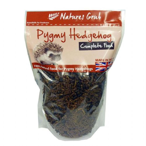 NG Pygmy Hedgehog Complete 140g Tray
